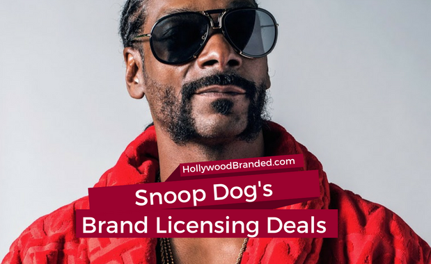 Snoop Dog's Brand Licensing Deals