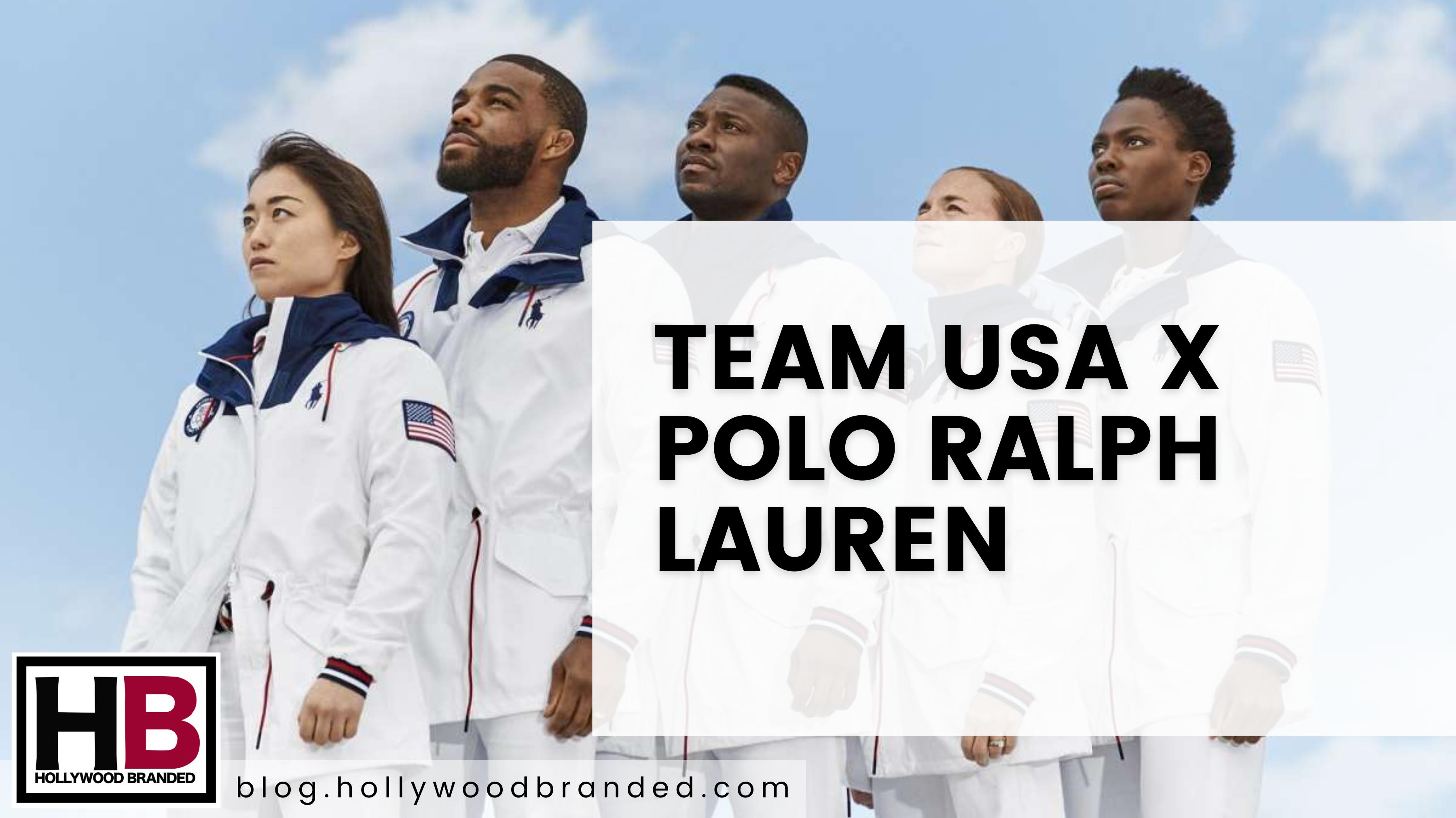 TEAM USA X POLO RALPH LAUREN