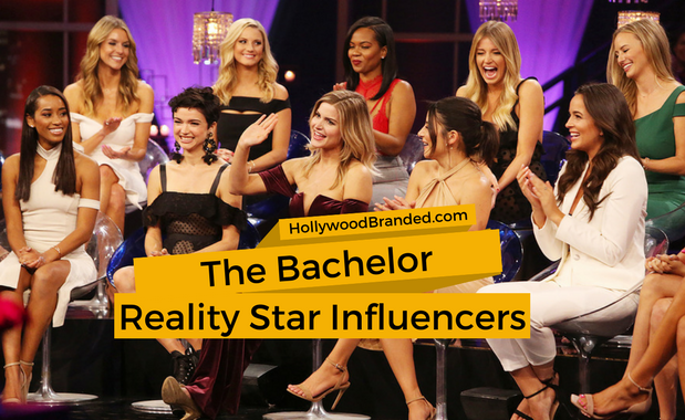 The Bachelor Reality Star Influencers