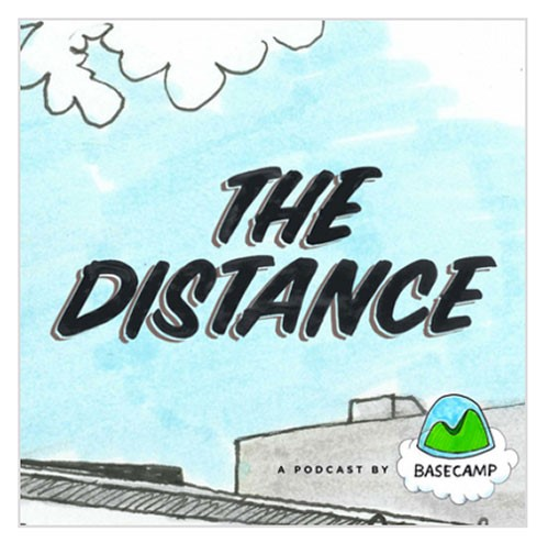 The Distance podcast by Basecamp