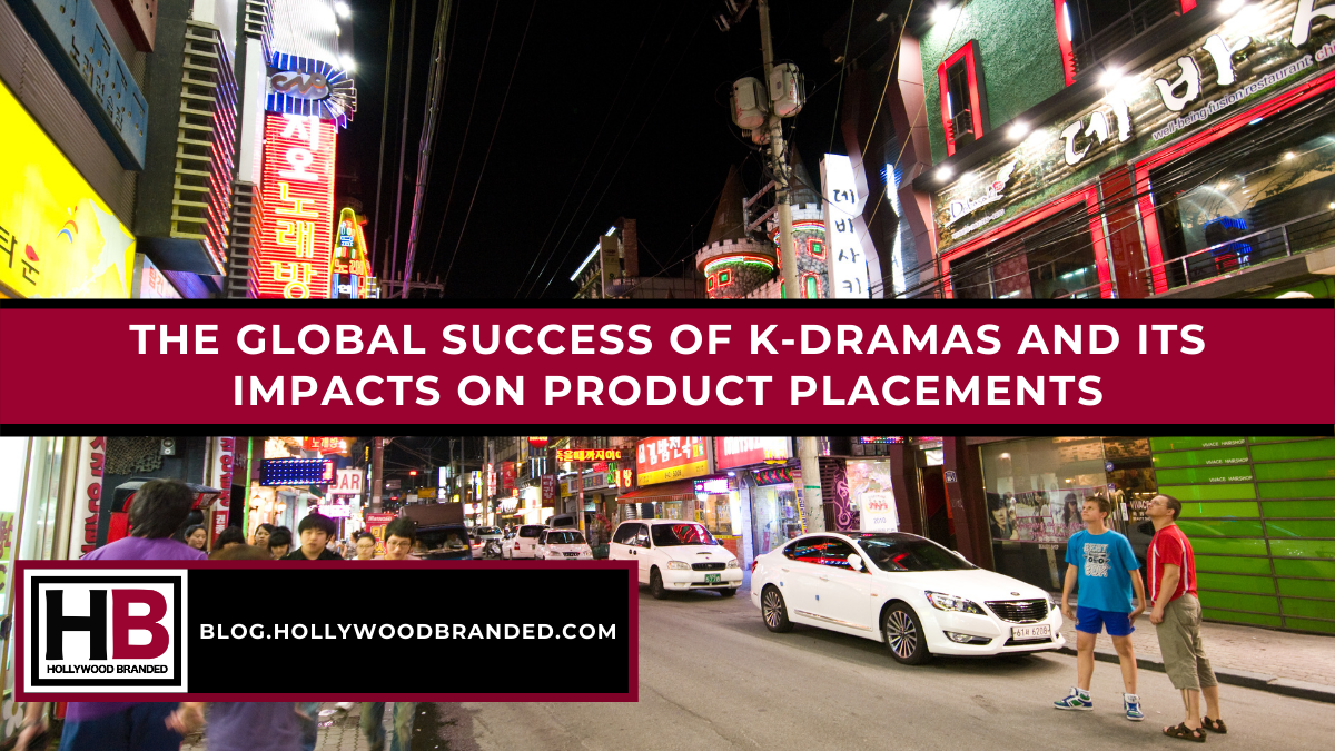 The Global Success Of Korean Dramas And Its Impacts On Product Placements