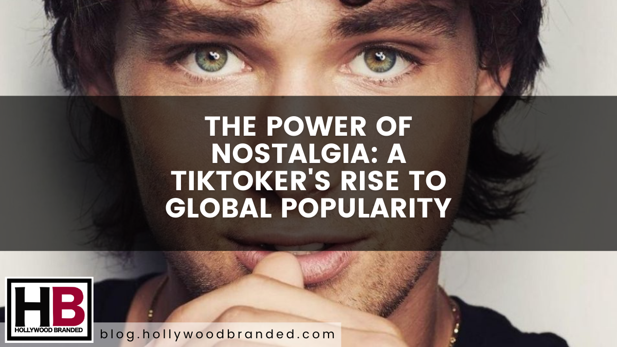 The Power of Nostalgia A Tiktoker's Rise to Global Popularity