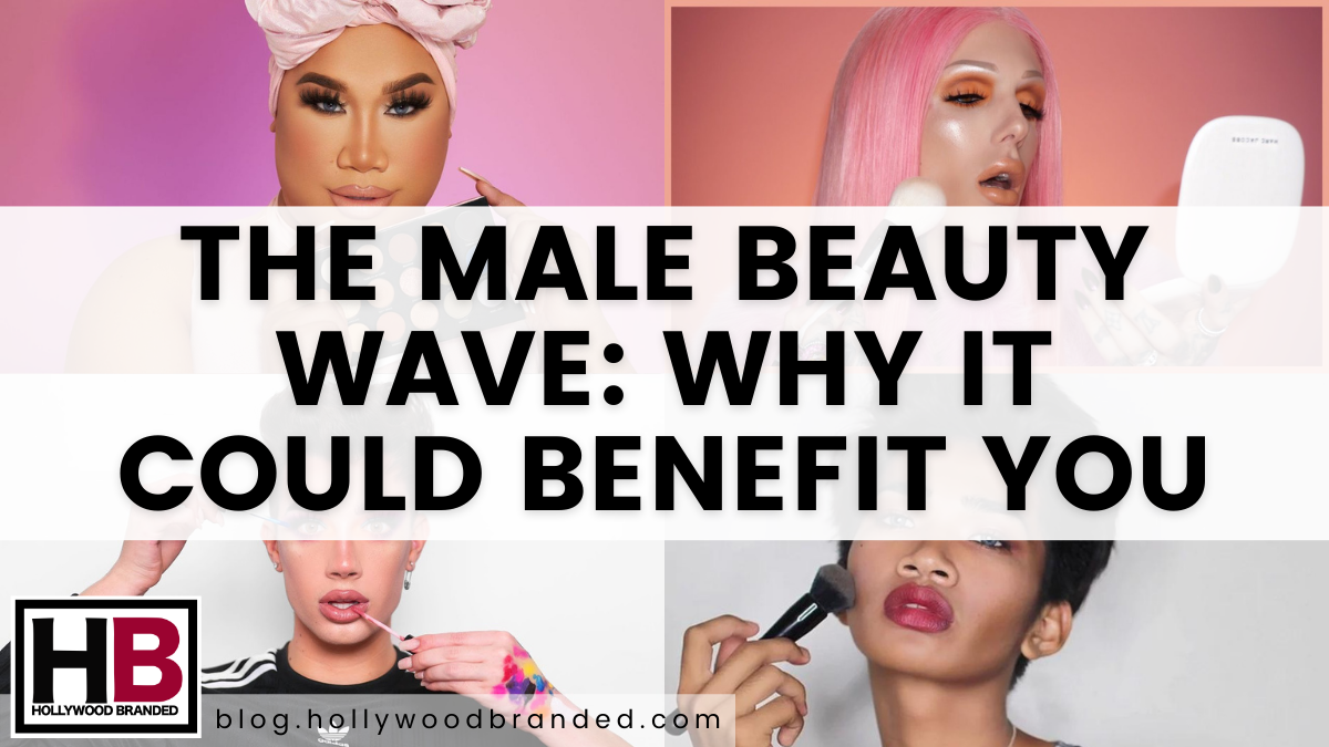 The male beauty wave why it could benefit you