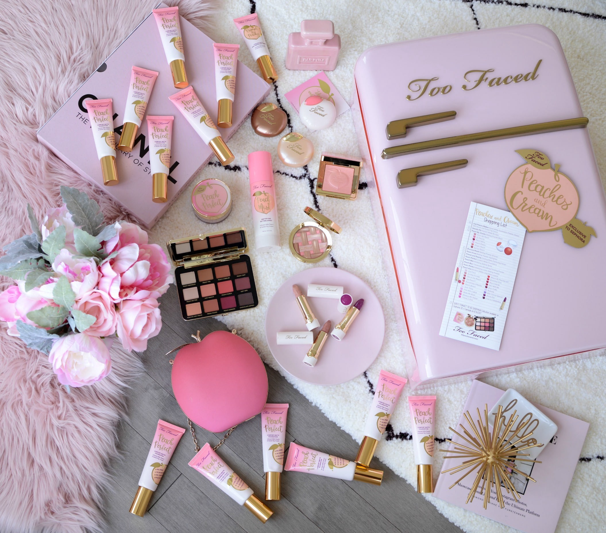 Too Faced PR package