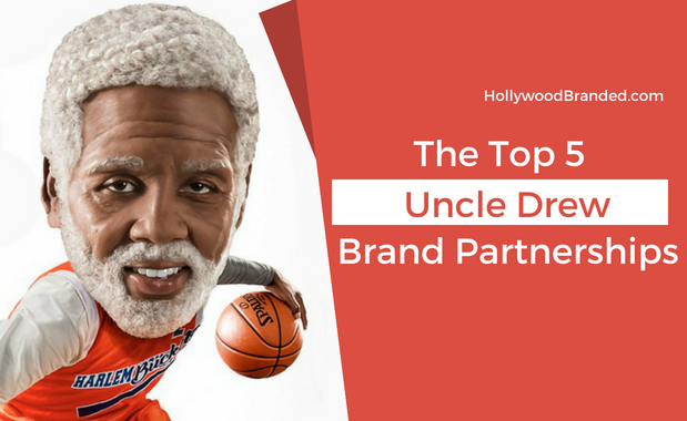 Top 5 Uncle Drew Brand Partnerships