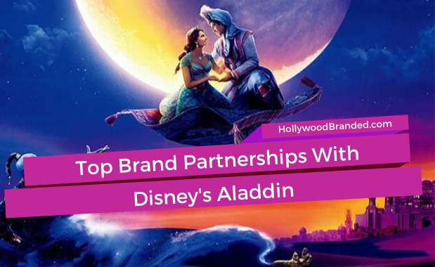 Top Brand Partnerships Aladdin