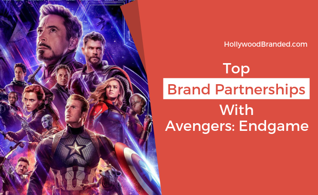 Top Brand Partnerships w_ Avengers_ Endgame