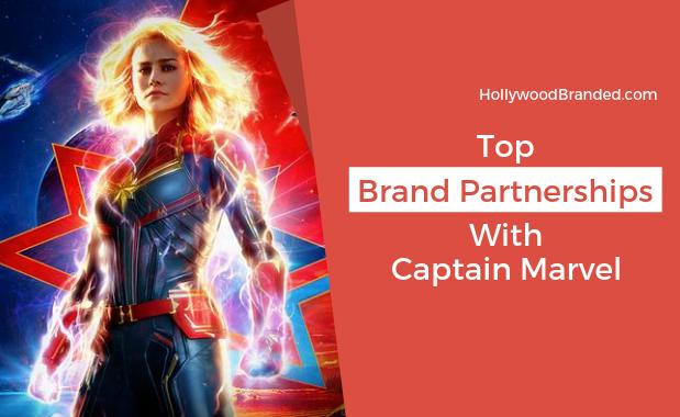 Top Brand Partnerships w_ Captain Marvel