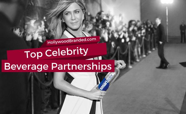 Top Celebrity Beverage Partnerships