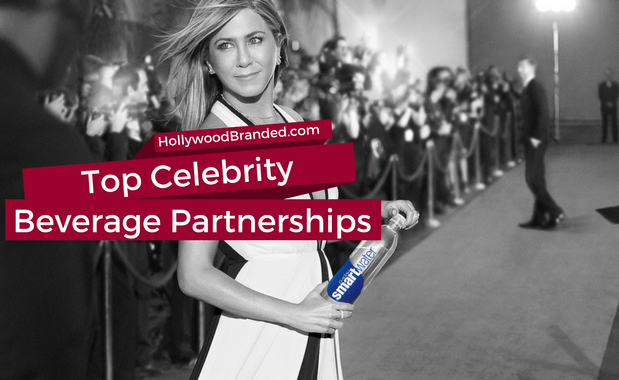 Top Celebrity Beverage Partnerships