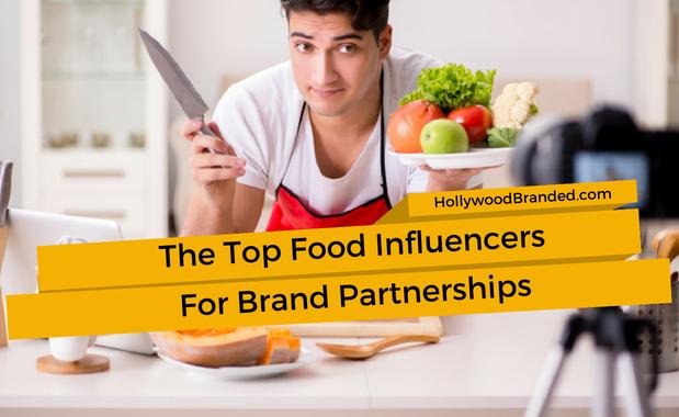 Top Food Influencers