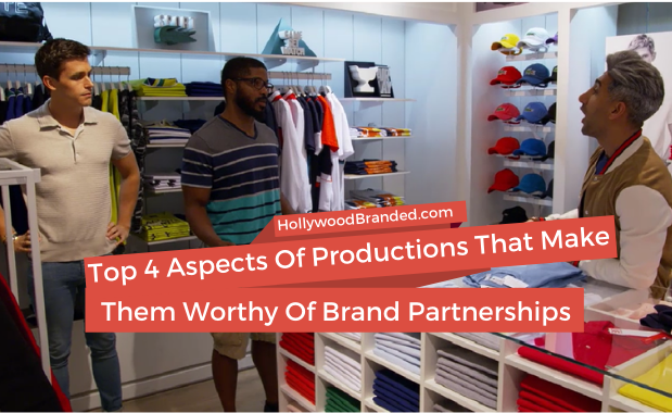Top Four Aspects Of Productions That Make Them Worthy Of Brand Partnerships Blog Canva