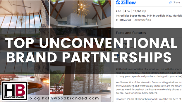 Top Unconventional Brand Partnerships