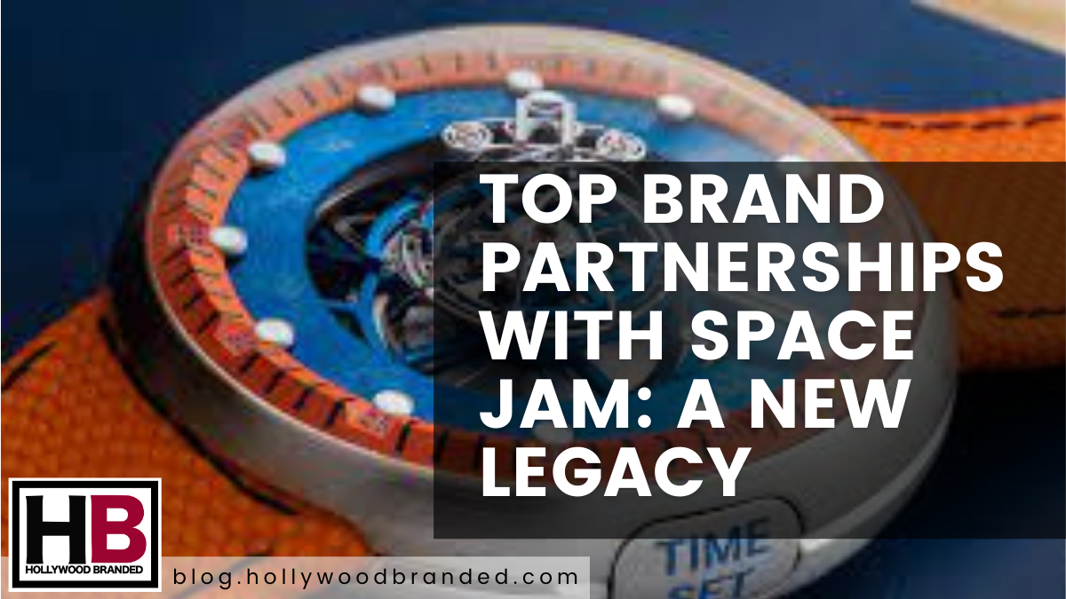 Top brand partnerships with space jam a new legacy