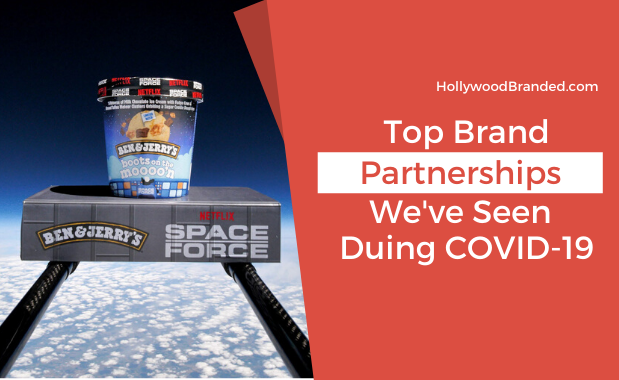 Tops Brand Partnerships We've Seen During COVID-19