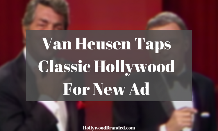 Van Heusen Taps Classic Hollywood For New Ad.png
