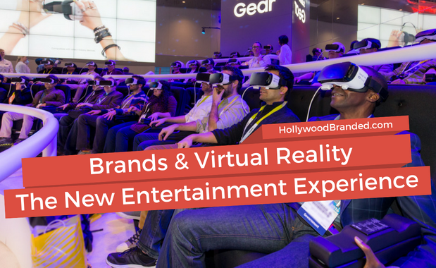 Virtual Reality and Brands