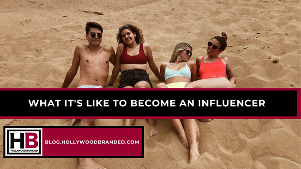 What its like to become an influencer