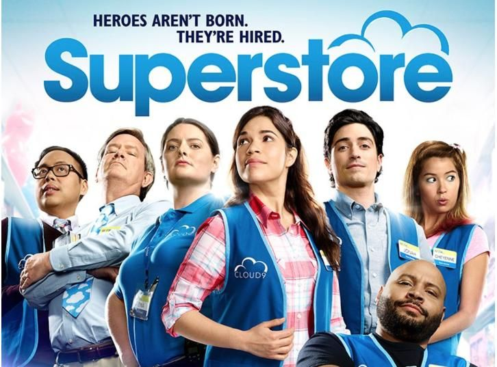 superstore, lauren ash, colton dunn, diversity, hollywood, inclusive, marketing, upcoming productions, tv shows, films