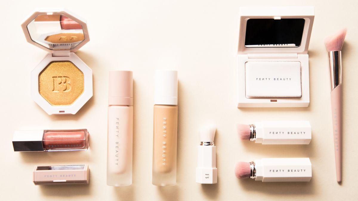 celebrity beauty brands - fenty beauty