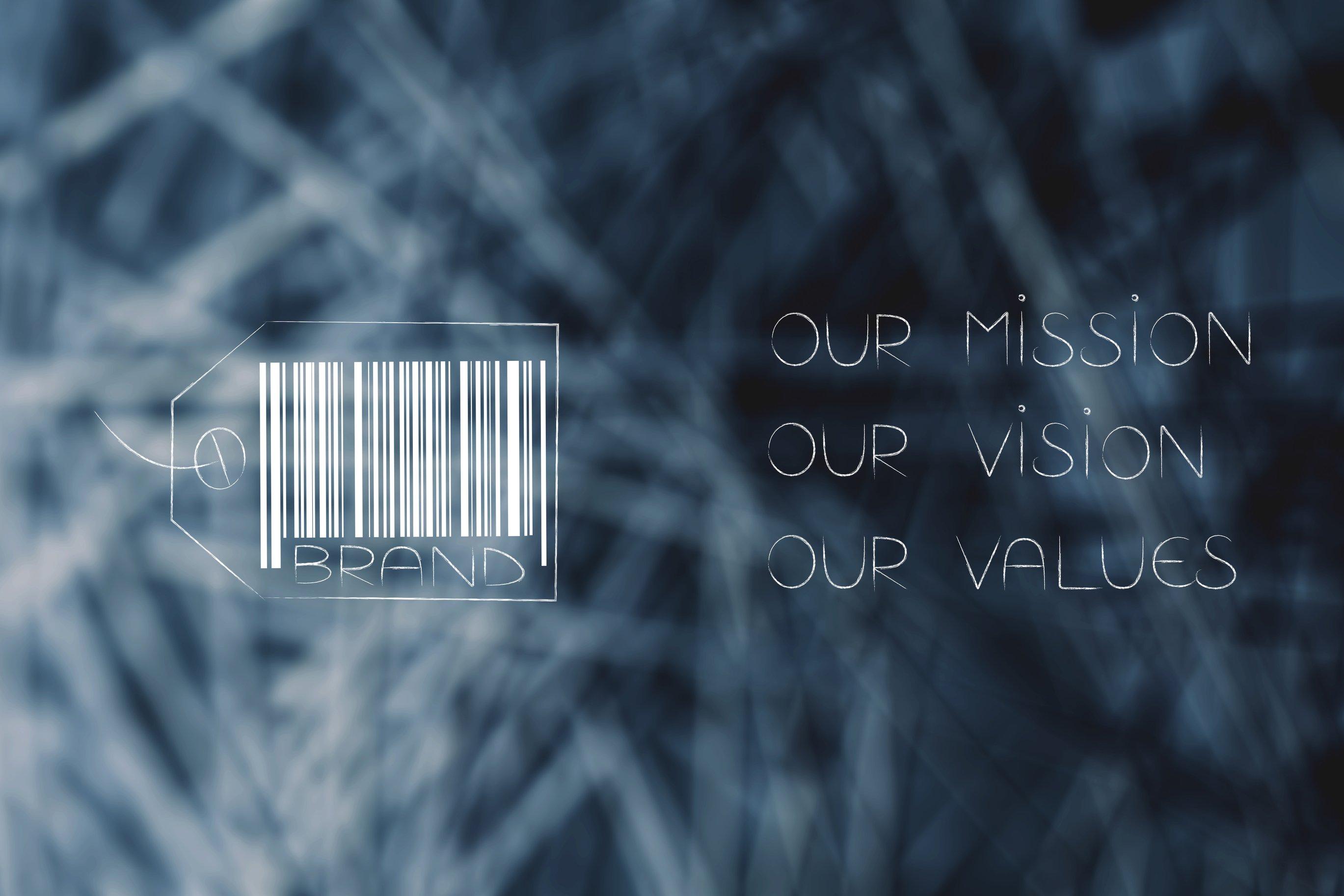 dreamstime_l_Our Mission, Our Vision, Our Values