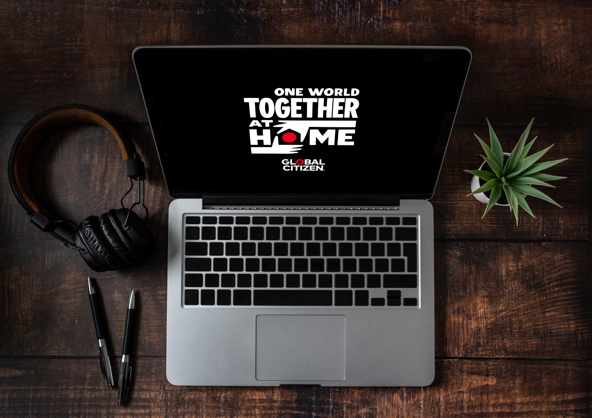Organizations like Global Citizen partnered with dozens of different artists and A-List celebrities to put on a live-streamed concert to raise money for COVID-19 relief which aired on ABC, FOX, NBC, CBS, and more.