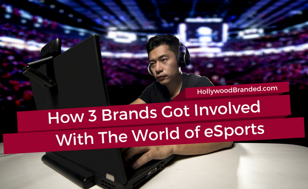 eSports & 3 Brand Partnerships Blog