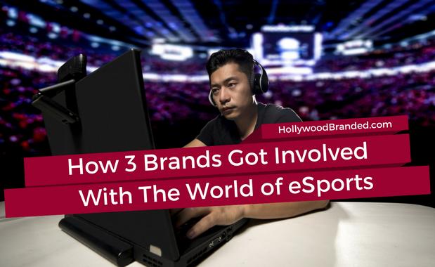 eSports & 3 Brand Partnerships Blog