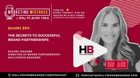 episode 264 Rachel Wacher  The Secrets To Successful Brand Partnerships