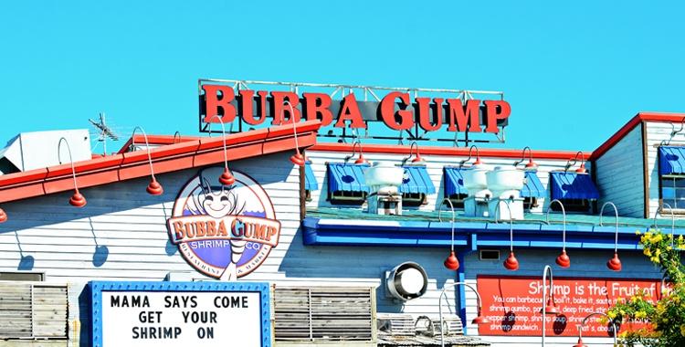 Bubba Gump Marketing