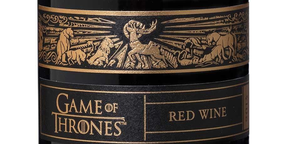 Game of Thrones Wine Marketing
