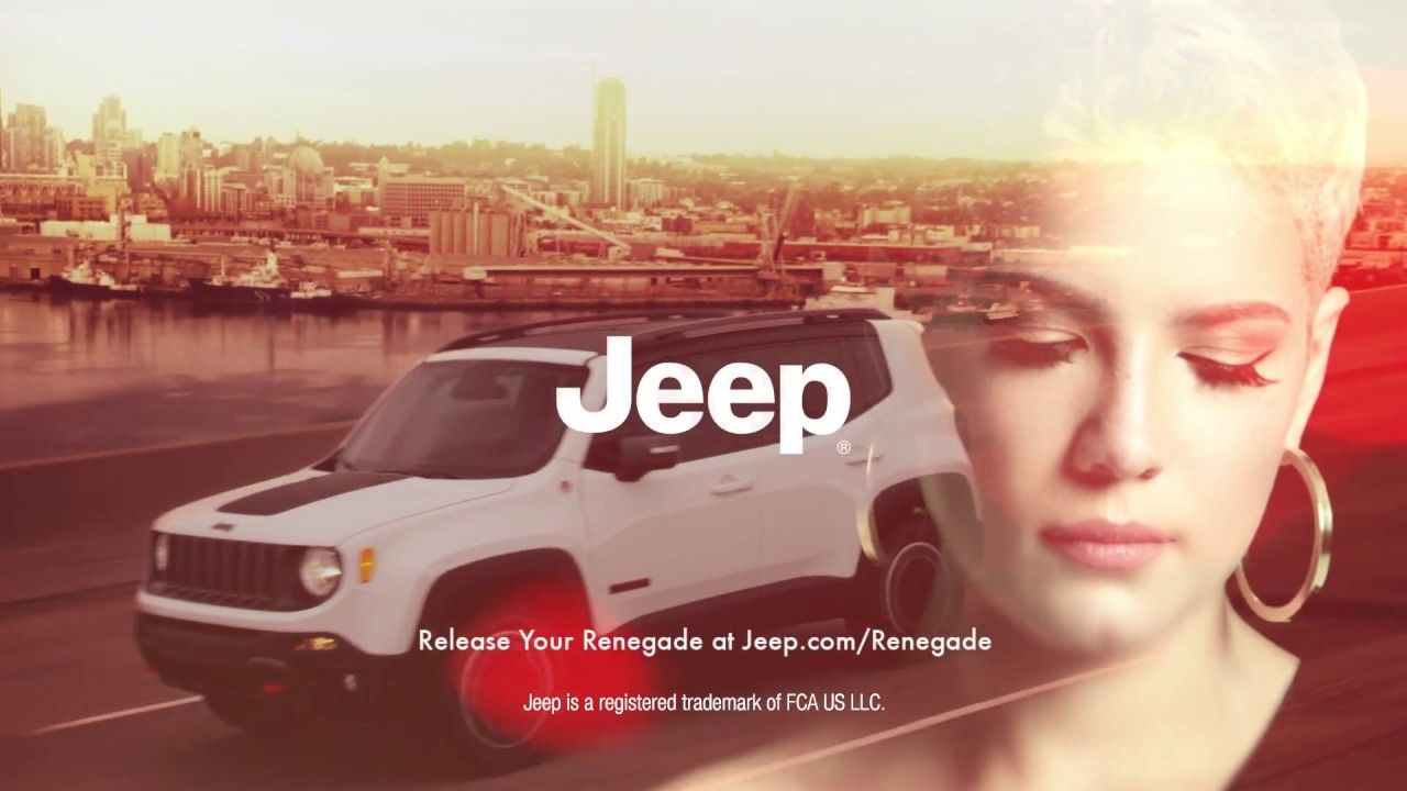 hasley jeep renegade ad spot