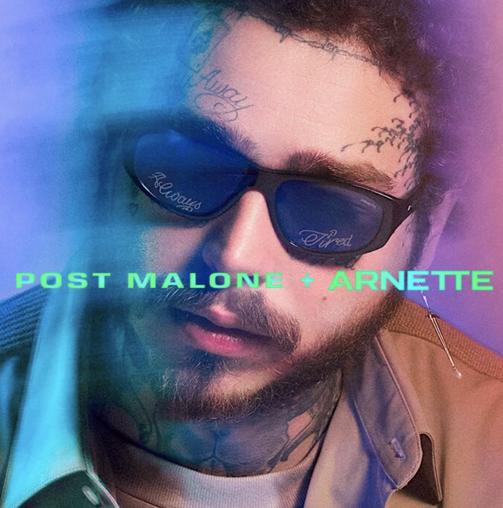 Post Malone Sunglasses Arnette