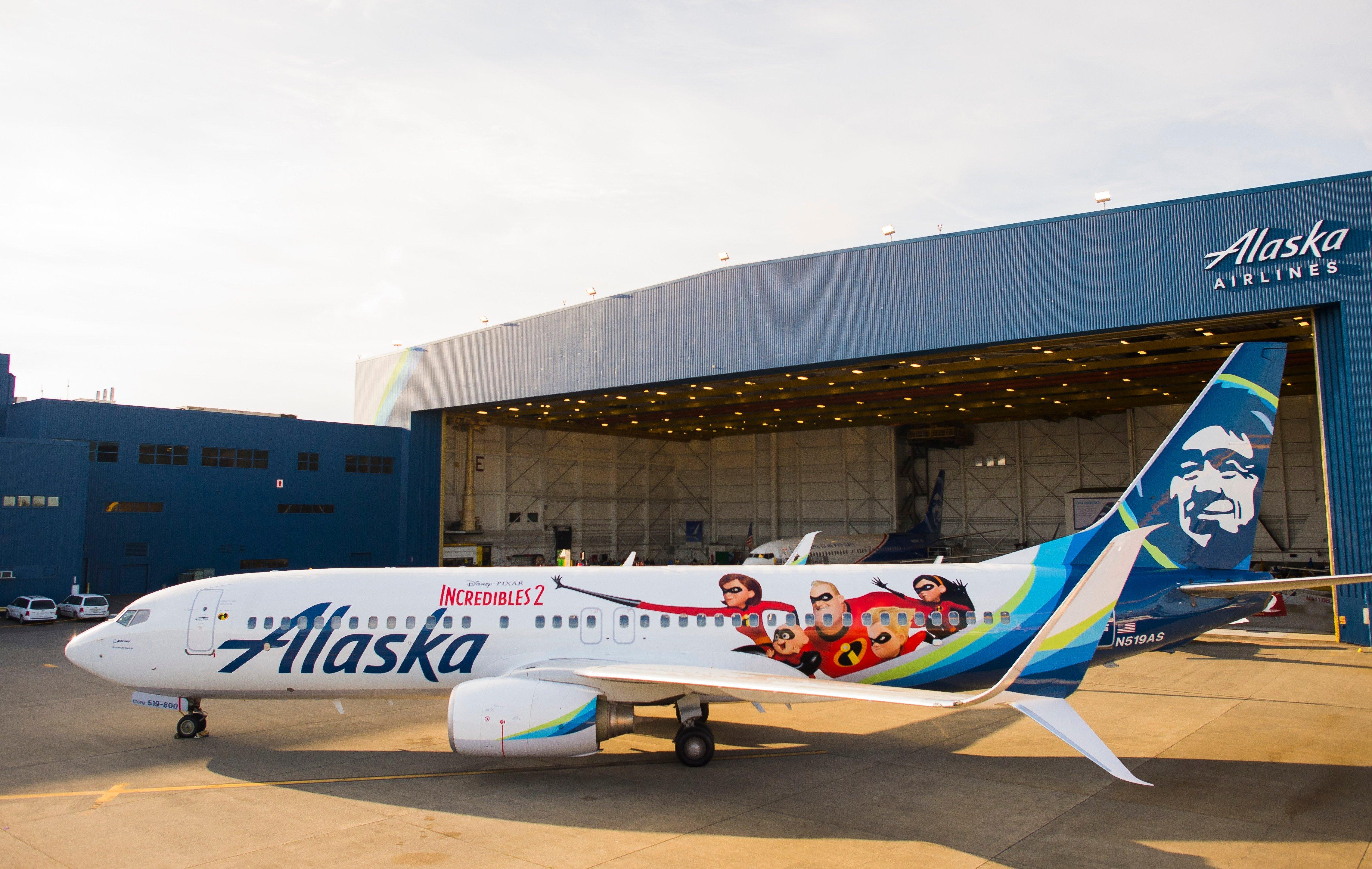 incredibles Alaska