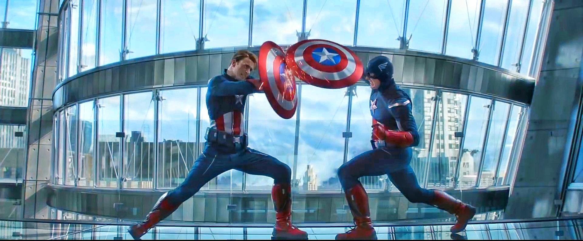 captain america marvel marketing entertainment