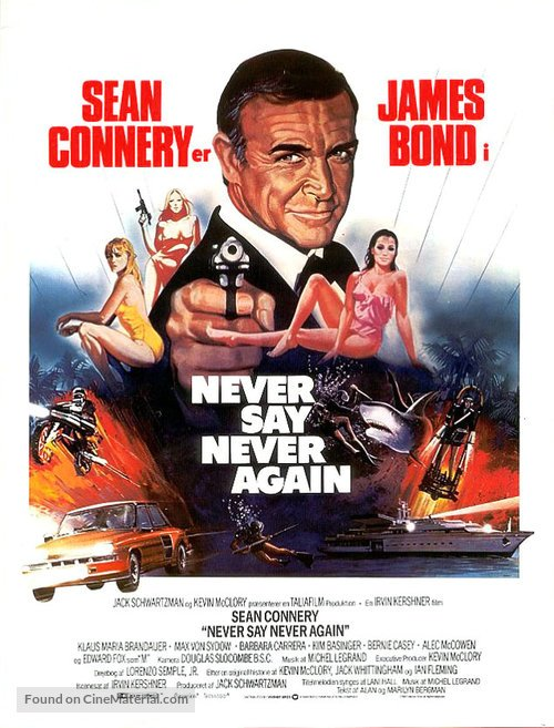 never-say-never-again-danish-movie-poster