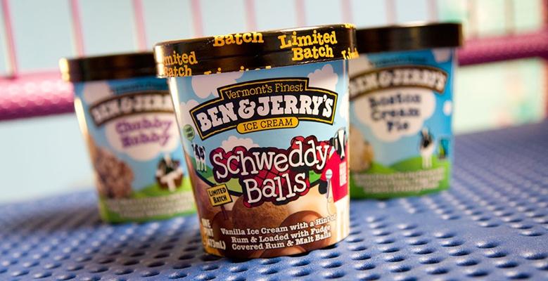 Schweddy Balls Marketing