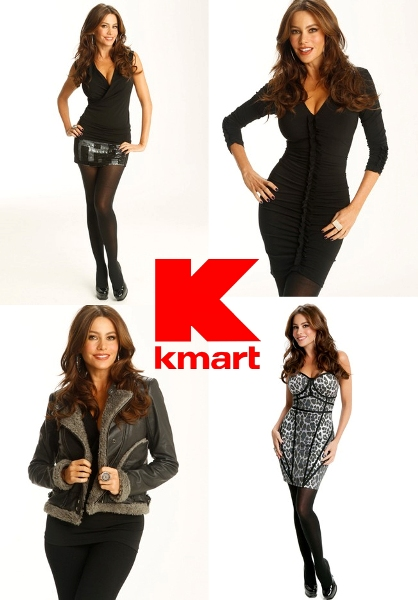 Sofia Vergara K-Mart Collection