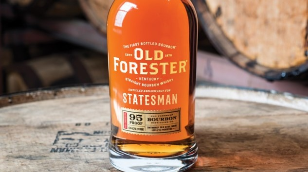 Old Forester Marketing