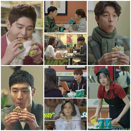 subway product placement in k-dramas