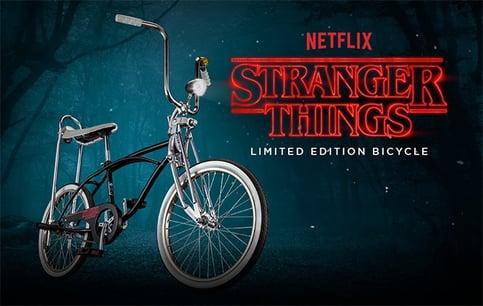 Stranger Things Bike