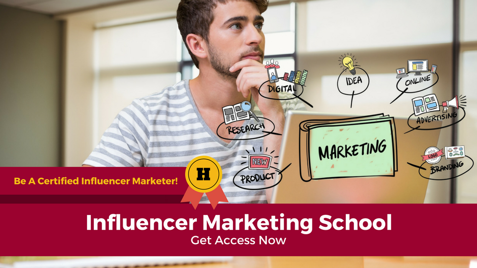 Hollywood Branded Influencer Marketing School