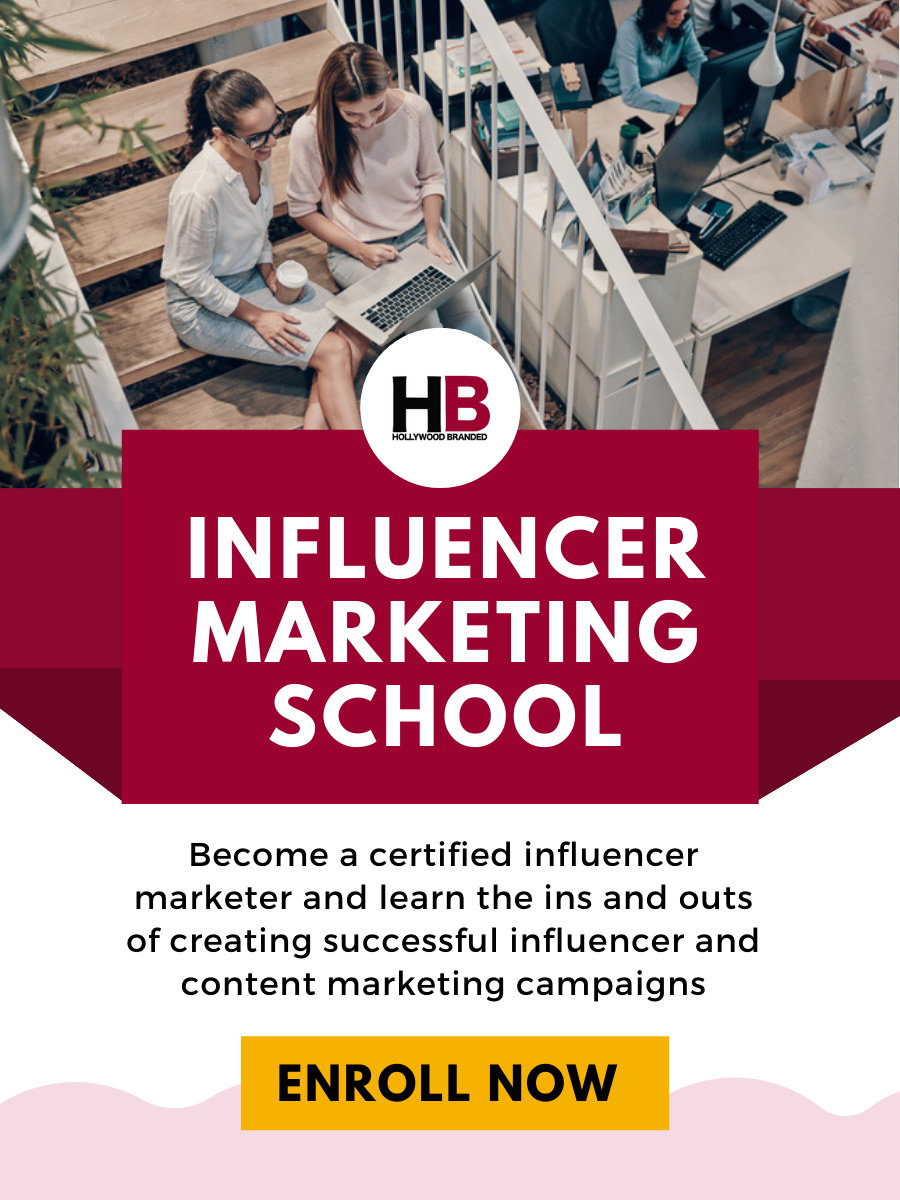 influencer marketing school