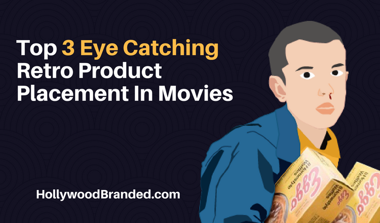 Podcast Episode 15:  Why Retro Product Placement in Movies and TV Works [Infographic]