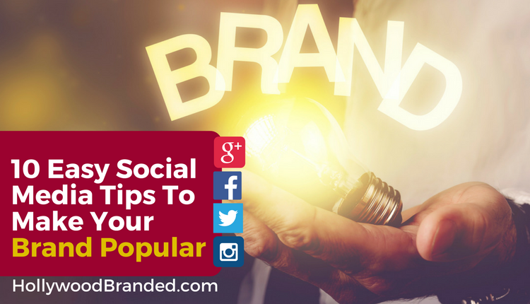 Podcast Ep 18: 10 Social Media Marketing Ideas That Make Your Brand Stand Out [Infographic]