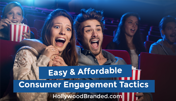 How To #8: Easy And Affordable Consumer Engagement Tactics [Infographic]