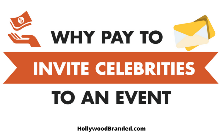 Podcast Episode 6:  Steps For Successful Celebrity Event Invites  [Infographic]