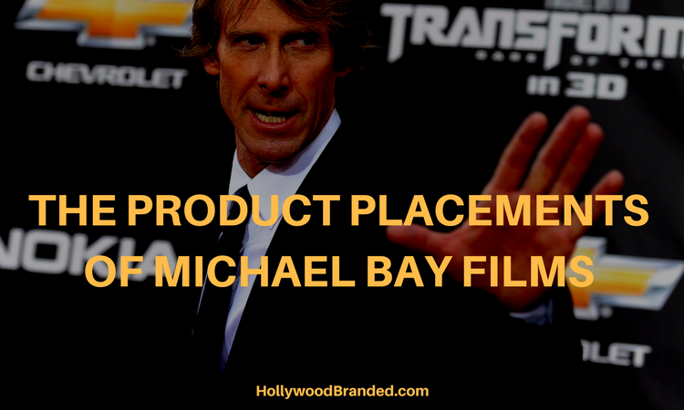 Every Michael Bay Product Placement Video