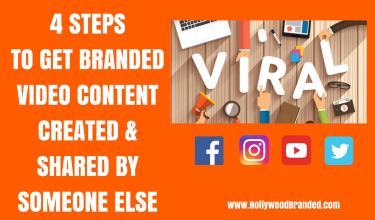How To #33: 4 Steps To Get Branded Video Content Created & Shared