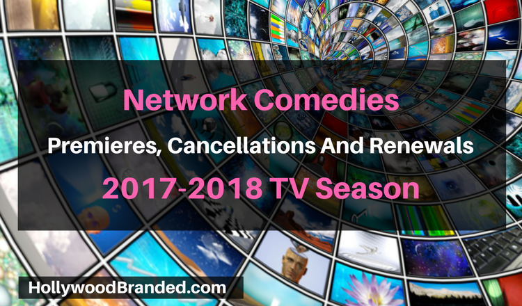 Upcoming Comedy Series For The 2017/2018 TV Season